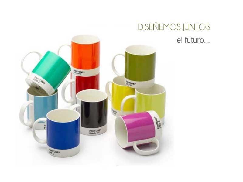 diseño gráfico aplicado a tazas
