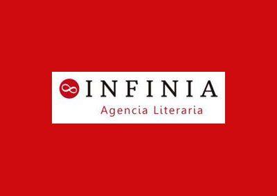 Catálogo agencia literaria Infinia