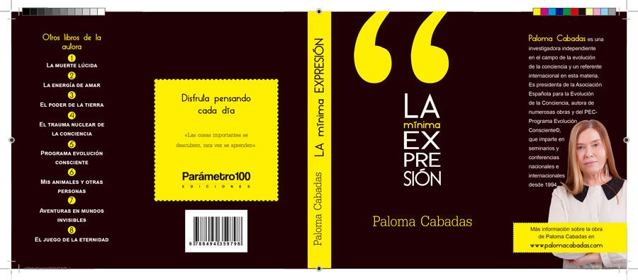 Recorrido cubierta - Diseño gráfico editorial