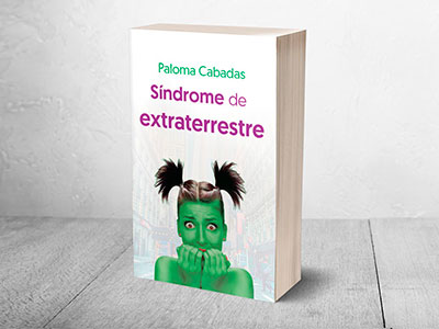 Síndrome de extraterrestre – Diseño gráfico y maquetación